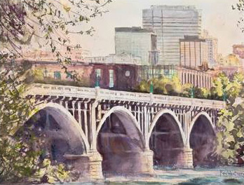 Gervais Street Bridge II